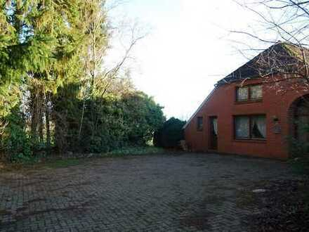 Gulfhaus in Alleinlage in Ostfriesland