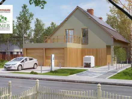 Traditionelles Eigenheim mit Flair ab 120m² möglich