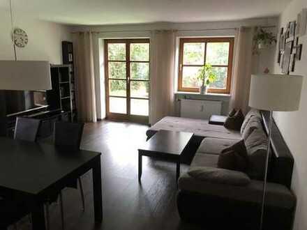 Ansprechende 4-Zimmer-Wohnung in ruhiger Lage