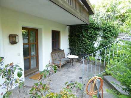 2-Zimmer Einliegerwohnung in Pöcking / Starnberger See von Privat