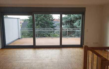 Moderne 4-Raum Maisonette-Wohnung mit großer Terrasse