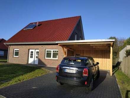 Exklusiv, schick und modern wohnen in Ofenerdiek mit Einbauküche! Neubau/Erstbezug
