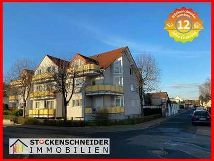 Sonnige Terrassenwohnung in ruhiger Lage von Bischofsheim! www.isi-wohnen.de