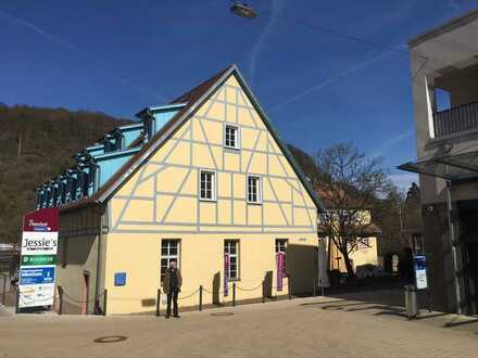 Bachmühle: Büro 54qm Denkmalgebäude in Fußgängerzone