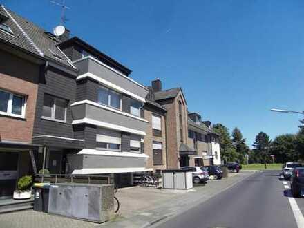 """Alt Bocklemünd 50 m vom Park """"Nüssenberger Busch 1-Zimmer, Küche Diele, Bad, sep.WCmit Terrasse"""