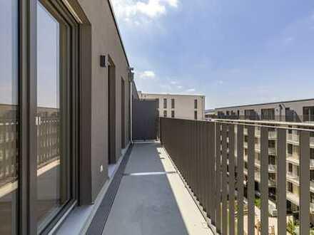 Helles & modernes Dachgeschoss! EBK & Wanne & Dusche & Ankleide
