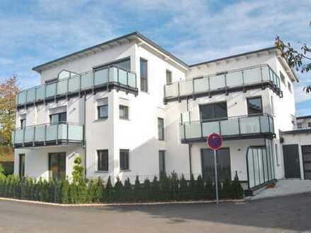Neuwertige 3-Zimmer-Wohnung mit Terrasse und Einbauküche in Deggendorf