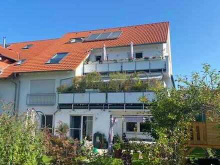 5-Zimmer-Maisonette-Wohnung mit Balkon und Einbauküche in Dreieich
