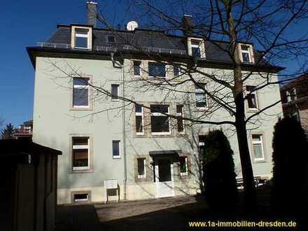 2 - Raumwohnung in Großzschachwitz, auch WG geeignet