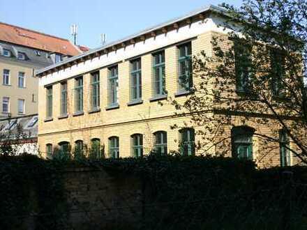 Denkmalgeschütztes Loft in Connewitz auf 2 Etagen