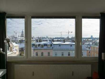 Über den Dächern der Maxvorstadt