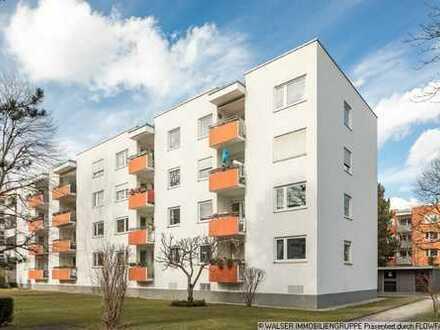 WALSER: 3-Zimmer-Wohnung mit Potential in Bogenhausen!