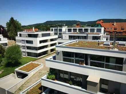 Wohntraum in der City! Penthouse-Maisonette-Wohnung mit Dachterrasse (3.0/12)