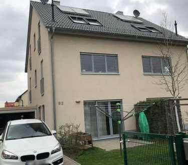 Doppelhaushäfte in Leipzig-Wiederitzsch