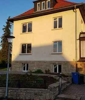 ** Aktualisierung ** Neu sanierte Stadtvilla mit 6 Zimmern in Toplage von Meiningen zum Erstbezug