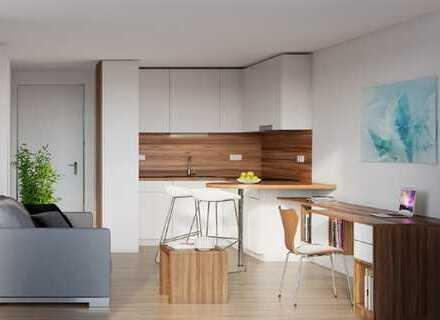 Schöne zwei Zimmer Wohnung in Ostalbkreis, Aalen