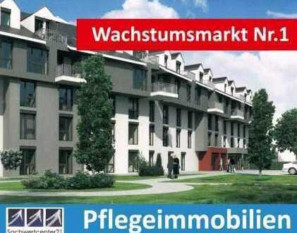 "Wachstumsmarkt Nr.1 Deutschlands ""Pflegeimmobilien"" Rendite ab 4,5%"