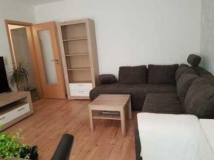 Schöne 4 Zimmer Wohnung mit 2 Balkonen und Einbauküche in Buxtehude
