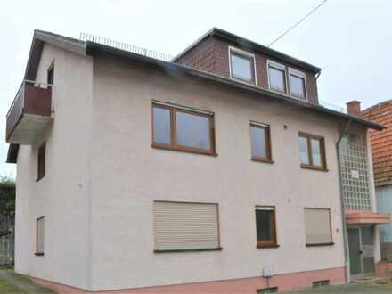 3 Zimmer-Wohnung mit Terrasse, am Hang in Dossenheim