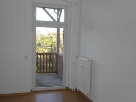 3 Raum Whg. in Ebw. mit gr. Balkon in ruhiger Lage OT Westend