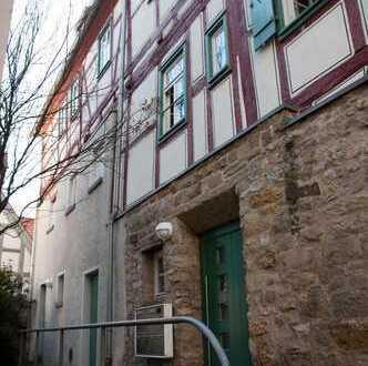 Eine Perle in Markgröningen – Wohnen in denkmalgeschütztem Fachwerkhaus