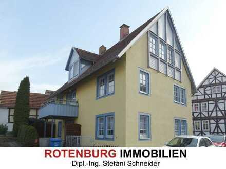 2-Zi-Wohnung nähe Marktplatz in Rotenburg an der Fulda
