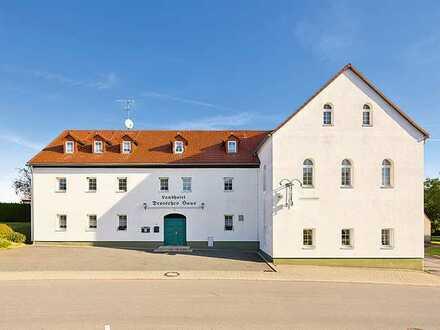 """Landhotel/Gaststätte """"Deutsches Haus"""" mit Betreiberwohnung"""