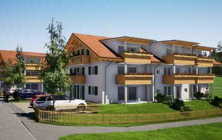Wohnen am Rottachberg - 4-Zimmer-Wohnung B1