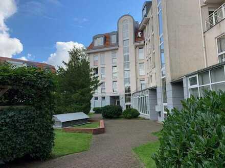 Bezugsfreie 2-Zimmer-Wohnung mit TG-Stellplatz (Duplex)