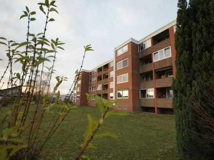 Mit Balkon: gemütliche 2-Zimmerwohnung in Adendorf