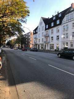 4-Zim.-Wohnung in Bahrenfeld zu vermieten