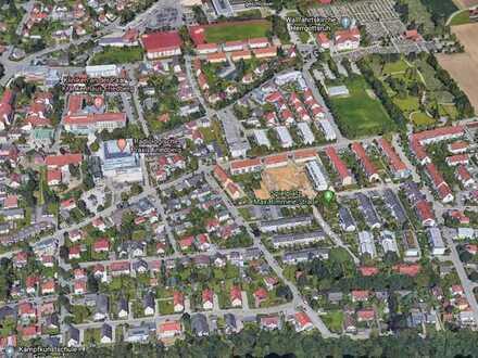 Friedberg-Zentrum - TOP-Grundstück für Doppelhaushälfte oder Einfamilienhaus