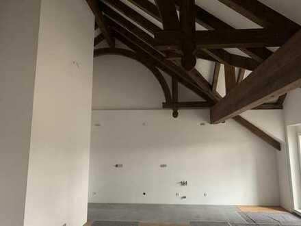 Erstbezug: attraktive 2-Zimmer-Wohnung mit Balkon in Schrobenhausen