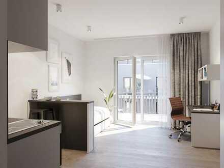 The Cubes - Apartments in Bonn - Die Kapitalanlage