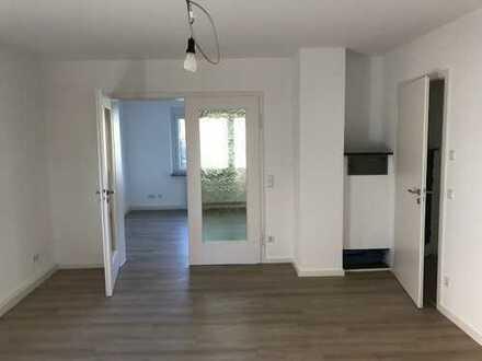 Erstbezug nach Sanierung mit Balkon: stilvolle 4-Zimmer-Wohnung in Kirchheim unter Teck