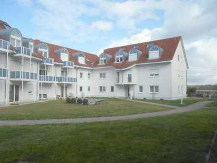 Helle 2-3 Zimmer-Maisonette mit Balkon und TG-Stellplatz, Eggenstein!