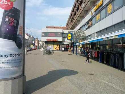 Zentrale Lage U-Bhf Ullsteinstraße am Hafencenter
