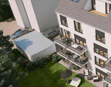 Exklusive Neubau Wohnungen, Oberhausen WE 11