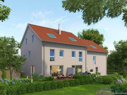 Neubau!!! Traumhaftes Reiheneckhaus mit perfekter Infrastruktur in Burglengenfeld
