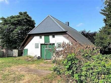 Kaufpreis neu ! Einfamilienhaus mit Resthofcharakter im idyllischen Stadland.