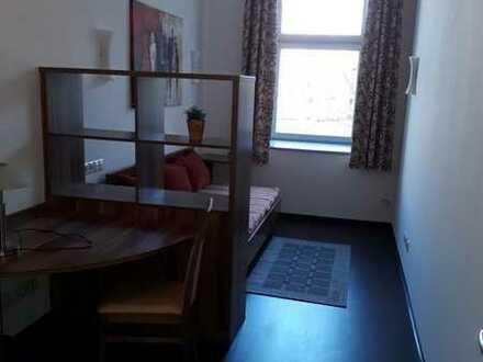2-Zimmer-Apartment (WG-geeignet, beide Zimmer möbliert)