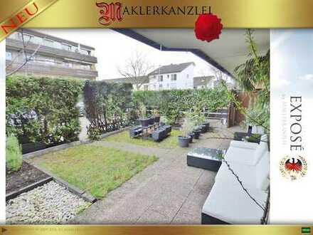 +++ NEU +++ Erdgeschosswohnung mit 3 Zimmer über 70m² + Garten mit optimaler Sonnenausrichtung.