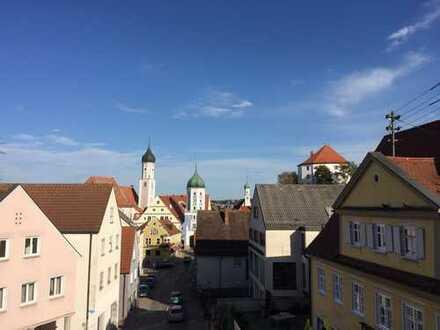 Attraktive 3-Zimmer-Wohnung mit Balkon in Burgau