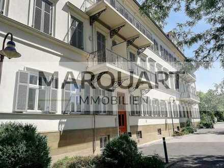 Exklusive, luxuriöse Wohnung am Kurpark, Terrasse, Einbauküche, Tiefgarage