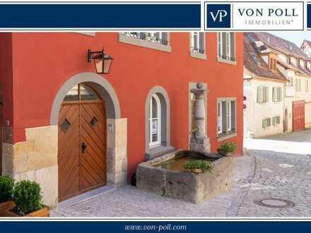 Barrierefreies Wohnen in Rothenburgs historischer Altstadt