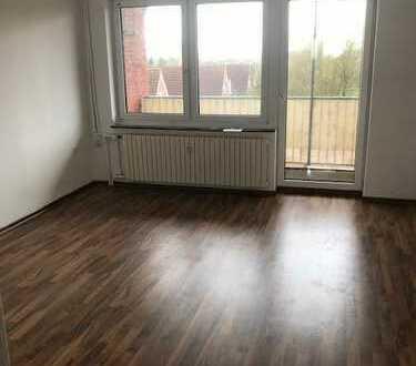 Familien aufgepasst... Schöne Wohnung mit Balkon geeignet für 3 Personen