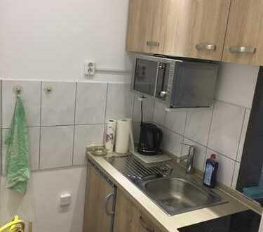 Möbliertes 1 Zimmer Apartment