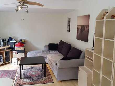 Geräumiges, möbliertes Souterrain Appartement, 40 qm in Karlsruhe (Kreis), Stutensee