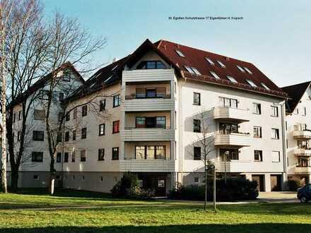 Möblierte Wohnung Im Herzen von St. Egidien ruhig und komfortabel wohnen