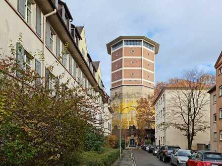 //Bieterverfahren //Wasserturm Ludwigshafen //Entwicklungsprojekt //Denkmalschutz und Neubau